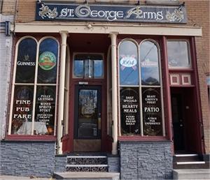 St. George Arms Pub