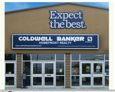 Coldwell Banker HomeFront Realty