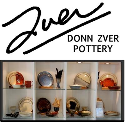 Donn Zver Pottery