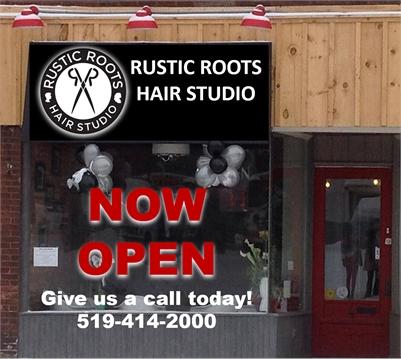 Rustic Roots Hair Studio