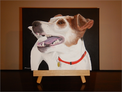 Paintings by Patti