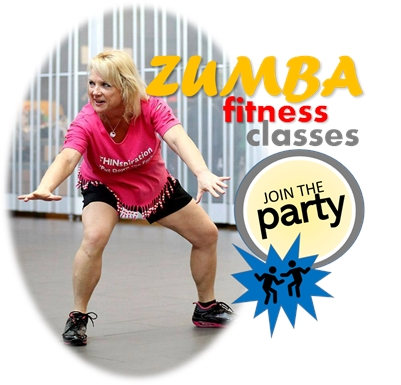 St. George Legion ZUMBA Fitness Classes - Every Thursday at 7PM