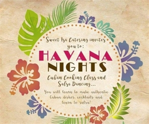 Sweet Isa Presents: Havana Nights