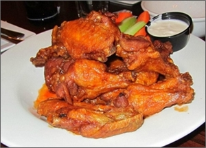 St. George Arms: Tuesday Wings and Mini Jugs