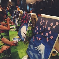 Tansley's PAINT AFTERNOON