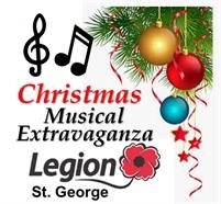 St. George Legion CHRISTMAS MUSICAL EXTRAVAGANZA