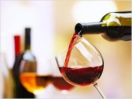 St. George Arms: Friday Wine 6oz. for $6 or $6.50 Kronenburg