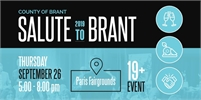SALUTE to Brant Business Event