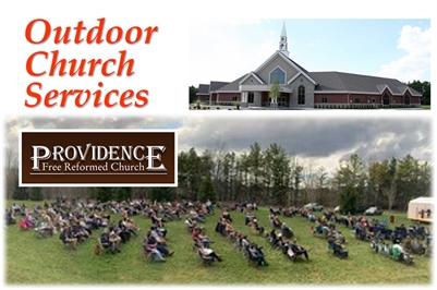 Providence Free Reformed Church - GATHER VIRTUALLY every Sunday