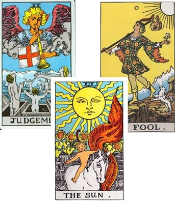 Tansley's TAROT CARD Readings