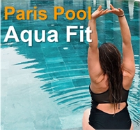 AQUA FIT at the Paris Community Pool