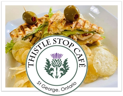 Thistle Stop Cafe OPENS July 1st