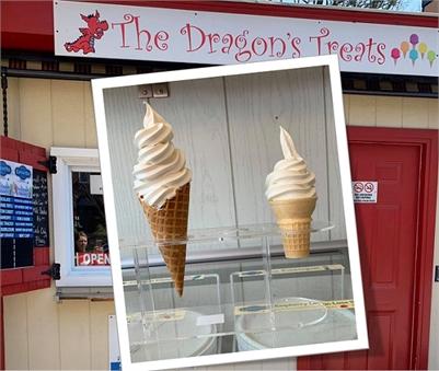 The Dragon's Treats