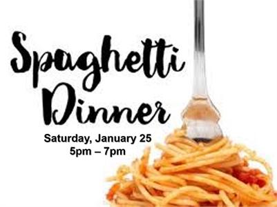 St. George Legion - SPAGHETTI DINNER