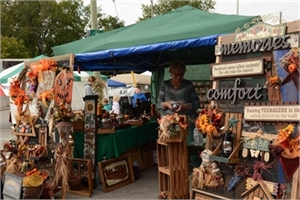 St. George Legion CRAFTER'S MARKETPLACE during AppleFest