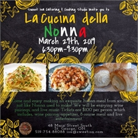 Sweet Isa Presents: La Cucina della Nonna