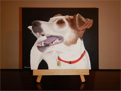 Custom Pet Paintings