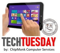 South Dumfries Historical Society presents TECH TUESDAY