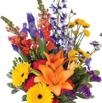 "JoRo Flowers ""Say it with COLOUR"" - Pickup Bouquets from $30"