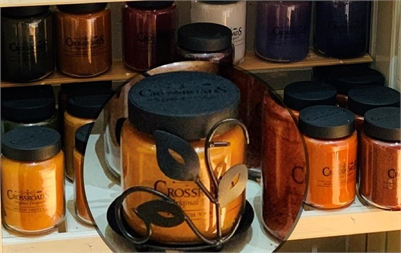 Main Gift & Decor SCENTED CANDLES