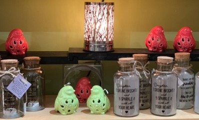 Main Gift & Decor LIGHTED JARS
