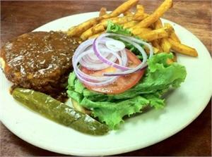 St. George Arms - Sunday Burger & Fries $9.95