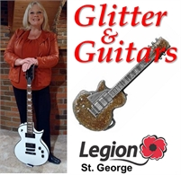 St. George Legion - GLITTER & GUITARS