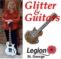 St. George Legion - GLITTER & GUITARS