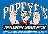 Popeye's Supplements Jason Ford