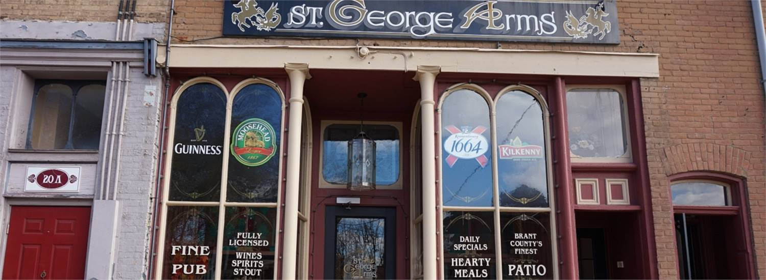 St. George Arms Pub