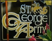 St. George Arms Pub Bob Dolman