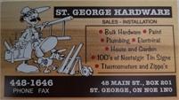 St. George Hardware Jason  Fletcher