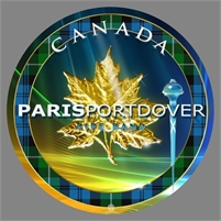 Paris Port Dover Pipe Band Gord Black